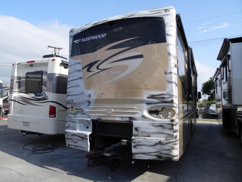 RV Body Paint and Fiberglass Repair (7) - RV & Truck